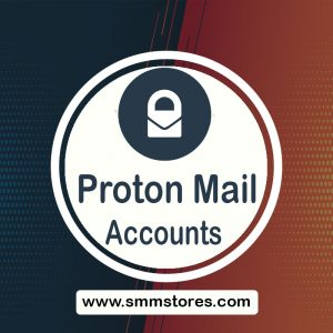 Buy ProtonMail Accounts