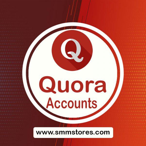 Buy quora accounts