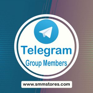Buy Telegram group members