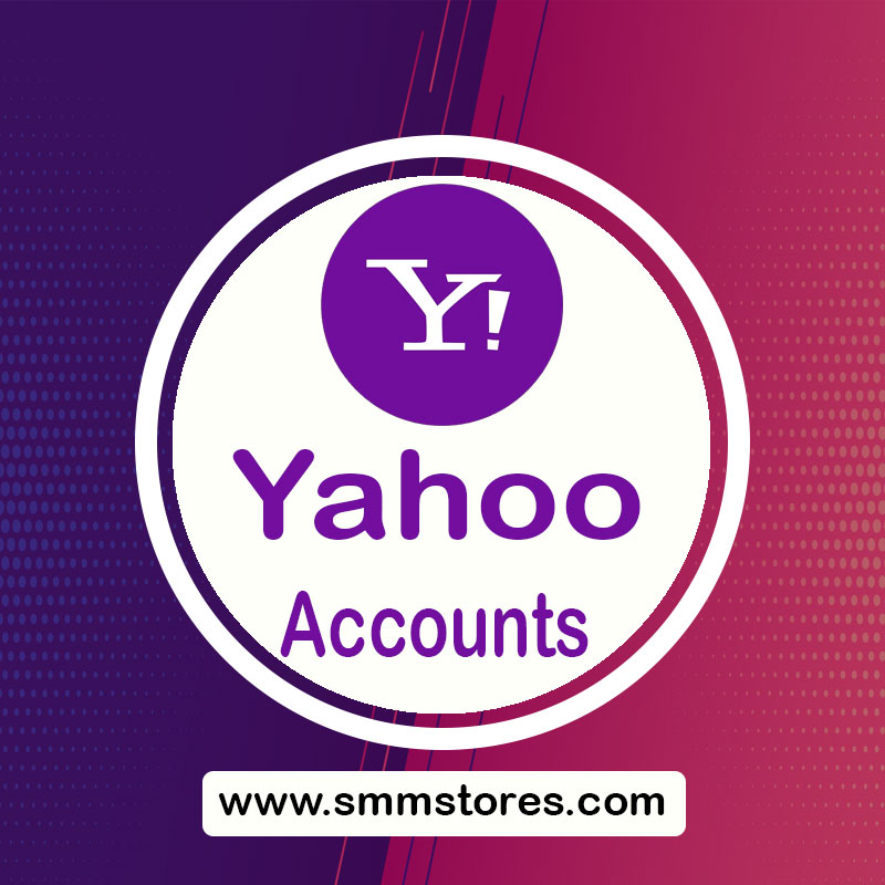Buy Yahoo accounts