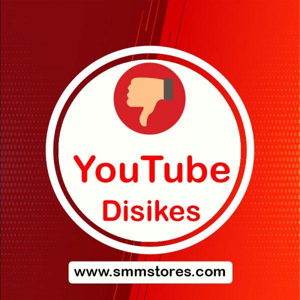 Buy YouTube Dislikes